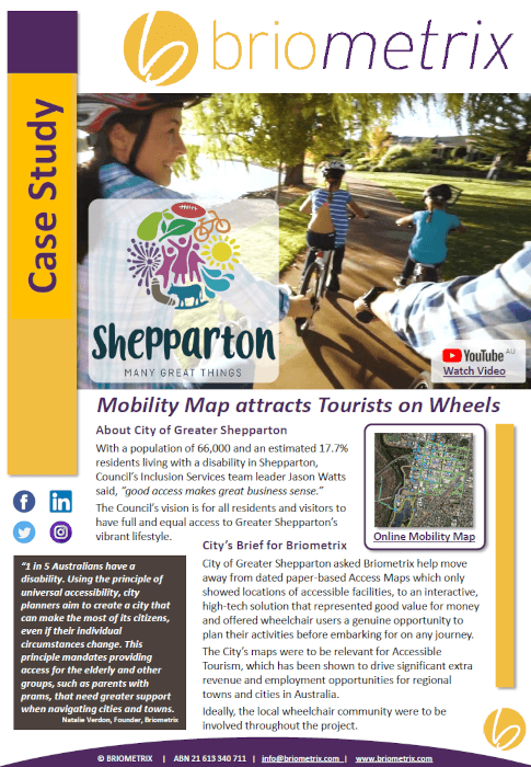 Shepparton Case Study