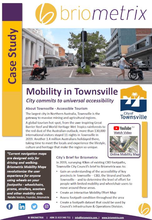 Townsville Case Study