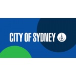City of Sydney logo blue