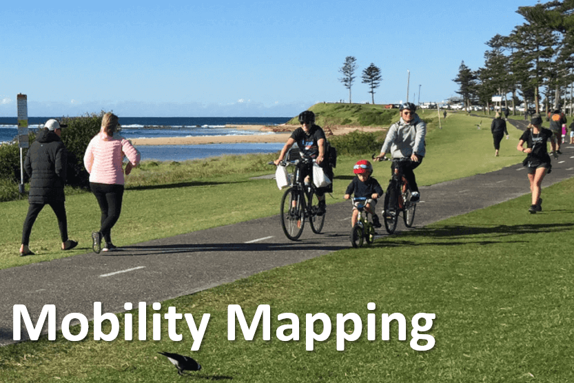 Find out about MOBILITY MAPPING